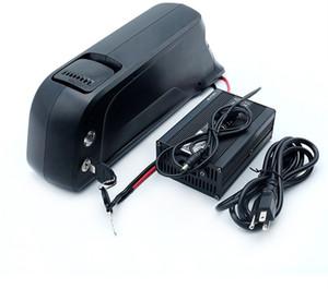 48V 11Ah 650W Akku Neue Art Unterrohr Delphin Batterie ebike Batterie mit USB-Anschluss sendet Ladegerät aus China Lagern