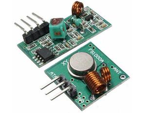 ARM MCU 원격 제어 TR 용 수신기 링크 키트가있는 새로운 고품질 433Mhz RF 송신기