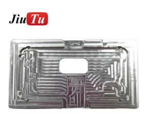 Jiutu алюминиевая форма для iphone X ламинатор плесень ЖК-экран ламинирование и позиционирование выравнивание OLED-экран ремонт