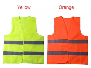 New High Visibility Working Safety Construction Vest Warning Reflective traffic working Vest Green Reflective Safety Clothing