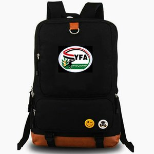 Zaino YFA Zaino Yemen Zaino da calcio di buona qualità Calcio country team packsack Zaino per laptop Zaino sportivo Zaino da esterno