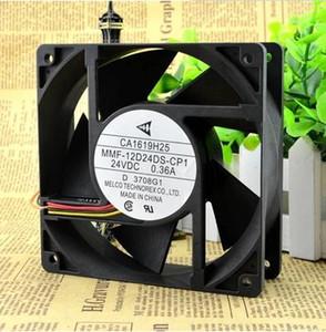 El A740 originales CA1619H01 MMF-12D24DS-RP1 24V 0.36A convertidor de ventilador