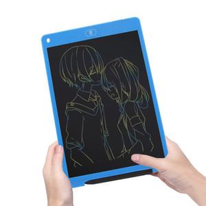 Portable Colorful LCD Writing Tablet Pad Notepad Electronic Graphics Digital Handwriting Board E-escritura con lápiz óptico