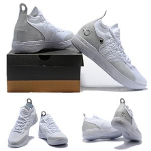 2019 أحذية المصمم الجديد Kevin Durant 11 أحذية كرة السلة 11 د.ك رجال أحذية رياضية جريان KD XI EP Elite trainer