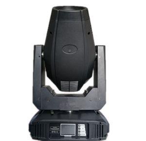 Brandnew высокая яркость 300W led moving head beam spot wash disco dj освещение с вращением gobo может изготовленный на заказ gobo с пакетом случая полета
