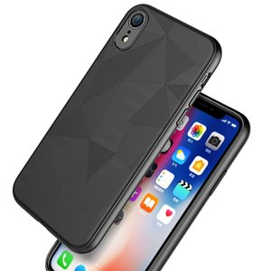 For iphone x xr xs max 7 8 plus Case Non-slip TPU soft full protection phone Case New arrival