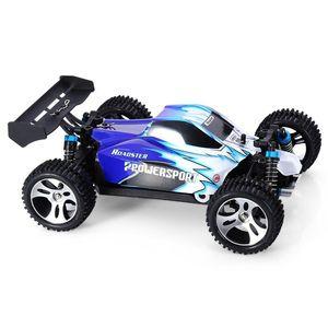 Nuevo diseño Rc Car 2 .4G 1: 18 Escala Off -road Buggy Vehículo de alta velocidad que compite con del carro del coche de control remoto Cuatro -wheel escalador Suv coches de juguete