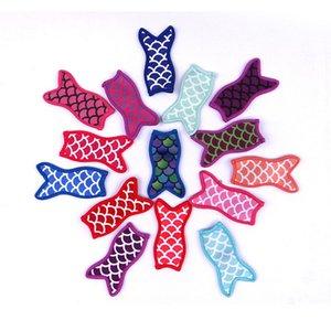 Manicotti del congelatore del ghiacciolo del gelato di estate dei manicotti del ghiacciolo della manica della stampa della sirena del neoprene