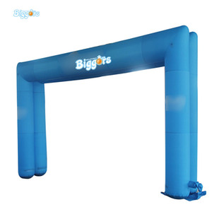 Cheap Advertising Inflatable Arch Gate Finish Line Entrance