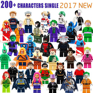 vendita all'ingrosso 1000 + Building Blocks Super Hero Figure Giocattoli The Avengers Giocattoli Joker Toys Mini Action Figures Mattoni Minifig regali di Natale