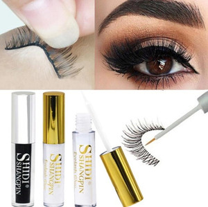 Brand Eyelash Glue 5ML Lash Glue Clear Black Lashes Glues Mink Eyelashes Glues cosmetic tools primer for eyelashes extension