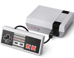Jogo Mini TV Video Console Handheld para jogos de NES com caixas de varejo