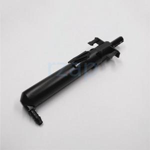 자동차 헤드 라이트 와셔 스프레이 노즐 브래킷 신축성있는 펌프가 푸조 207 307 607에 적합합니다. 시트로엥 C4 C5 트라이 엄프