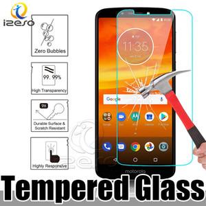 Schneller E6 Plus-G8-Power-Lite E7 2020 Displayschutzfolie 2.5D Vorderseite gehärtetes Glas mit dem Kleinverpacken izeso für MOTO G