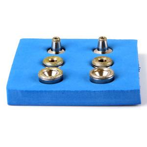 Miglior prezzo Microdermoabrasione Diamond Dermabrasion Punte per la sostituzione della pelle Peeling 6 punte Per le bende in acciaio Dispositivo per la cura del viso Uso