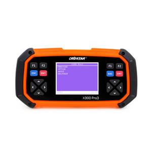 OBDSTAR X300 PRO3 Anahtar Master OBDII Anahtar Programcı Kilometre Sayacı Düzeltme Tam Yapılandırma Teşhis Araçları Güncelleme Çevrimiçi