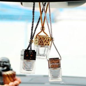 شحن مجاني yentl سيارة شنقا زخرفة العطور سيارة شنقا العطور زجاجة فارغة ل الناشر مرآة الرؤية الخلفية حلية