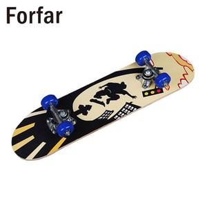 3 Estilo Deck Skate Skate Completo Único Warping Slide Placa De Madeira Longboard Popular Moda