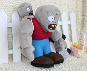 30см Растения против Зомби серии 2 Плюшевые игрушки Gargantuar Зомби Заполненные игрушки куклы DF