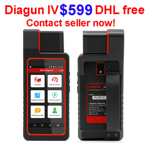 Launch X431 Diagun IV Diagnostic Tool 2 year Free Update VIA Wifi Bluetooth with 25 gifts X431 Diagun IV better than diagun iii