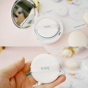 Korea Marke IOPE Luftkissen + Ersetzen Kissen xp BB Foundation Cream 15g Feuchtigkeitsspendender Concealer N21 W21 N23 W 60pcs