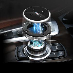자동차 인테리어 멀티미디어 버튼 커버 액세서리 BMW 12 34 5 7 시리즈 X1 X3 X4 X5 X6 F30 E90 E92 F10 F15 F16 F34 F07 F01 E60 E70 E71