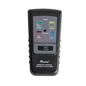 XHORSE Remoto Tester Rádio Drequência (RF) Infravermelho (IR) para 300MHz-320Hz / 434MHz / 868MHz Rádio Frequência Infravermelho Testador Remoto