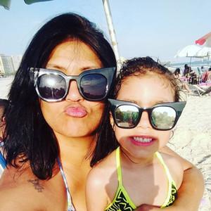 Cat Eye Sunglasses Mulheres Crianças Gradiente Óculos de Sol Feminino Designer de Marca Meninas Óculos Vintage Pai Criança Modelos