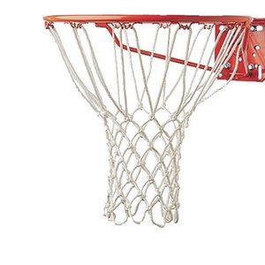 Şampiyonu Spor 5mm Deluxe Olmayan Kırbaç Değiştirme Basketbol Net Dayanıklı Sağlam Naylon Çember Gol Jant Mesh Net Spor