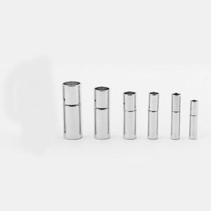 Размер 2 мм/2.5 мм/3 мм/4 мм/5 мм/6 мм штык застежка для кожи ожерелье / браслет
