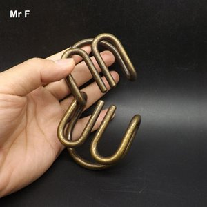 Extra Big M Shape Metal Ring Puzzle Model Solution Gadget Intelligence Toys Brian Teaser Gadget Intelligence Game Toys