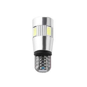1 шт. новый стайлинга автомобилей HID Белый CANBUS DC 12 В T10 194 192 158 W5W 5630 6-SMD светодиодные лампы автомобилей Авто светодиодные лампы лампы лампы