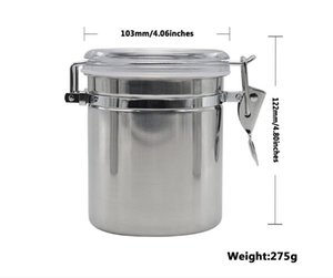 Réservoir scellé et hydratant en acier inoxydable, grand et moyen petit réservoir de stockage scellé