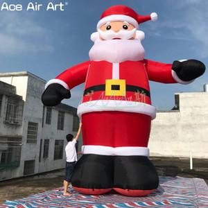 Navidad inflable de alta calidad de Navidad inflable de Santa Claus para eventos