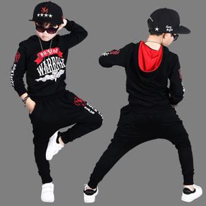 sports de vêtements pour enfants conviennent 2018 nouveaux grands enfants de vêtements pour enfants de printemps casual version coréenne du printemps de serpent et le garçon d'automne