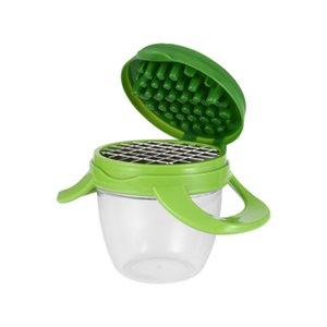 PREUP 2017 Paslanmaz Çelik Meyve Sebze Dilimleme Zar Doğrayın Makinesi Gıda Soğan Kıyıcı Patates Dicer DIY Salata Kolay Temiz Dilimleme