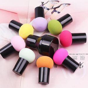 Maquillaje Esponja Blender Suave En Forma de Polvo Puff Brush Tool Pequeña Mushroom Head herramienta de maquillaje de alta calidad