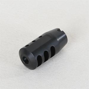 Ezilme Yıkayıcı Namlu Fren ile çelik namlu cihazı 0,308 M14x1LH konu Üstün Recoil Yönetimi nakliye Frees