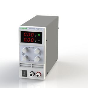 Freeshipping 0-30V 10A Mini-DC-justierbare Spg.Versorgungsteil-Schaltnetzteil-variable justierbare Wechselstrom 110V / 220V 50 / 60Hz Stellen LED-Anzeige