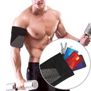 Sport Running Armband Komfort Telefon Armband Hülse reflektierende Strap Halter Pouch Case für Übung Workout passt iPhone X / 8/7/6 / Plus, Samsun