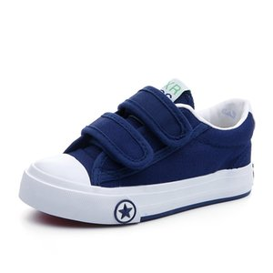 spring autumn children canvas shoes breathable casual soft bottom shoes for girls and boys school sports casual shoee