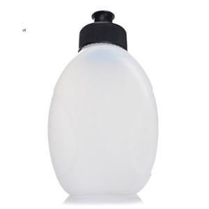 Портативный 280 мл бутылка воды открытый кемпинг марафон Бег туризм спорт бег бутылки воды подходит для талии сумка 3 5bd ДД