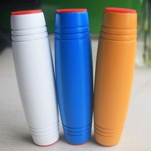 New Mokuru Fidget roller Antistress da tavolo Desktop Flip Toys Hand-Eye Coordinatore di concentrazione Trainer fantastico giocattolo da tavolo Legno di faggio spi
