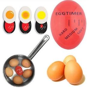 Minuterie pour œufs Fournitures de cuisine Œuf Parfait Changement de couleur Œufs à la coque Parfait Aide à la cuisson Laissez tomber