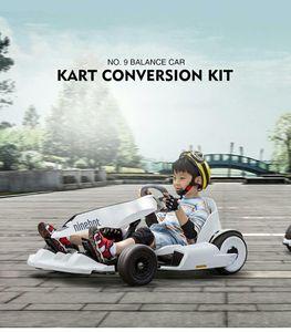 Ninebot Gokart Kart Kit Refit Smart Balance Scooter Kart Racing Go Kart Match per Self Balance Elettrico Hoverboard Elettrico Hoverboardkart