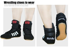 Wrestling Shoes Men and Women Training Shoes Professional and Hit Squat Training Shoes