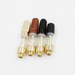 Оптовая Vape картриджи керамические катушки картриджи Pyrex стекло атомайзер 510 толстые бутон масла Touch CE3 O Pen Vape PP Tube A3 G10 испаритель