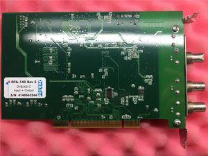 (DekTec DTA-140 Rev 3 DVB / ASI-C) için% 100 çalışma (DEKTECDTA-145 ASI PCI DTA-145) (DVB-T DTA-110T DVB-T) (DTA 124 DekTec DTA-124)