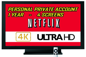 global Nteflix account see TV Exclusive 1month lifelong