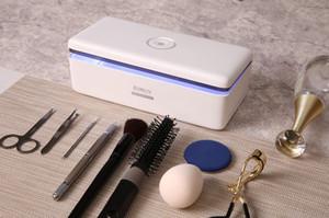 SUNBost UV Işıkları UV Sterilizatör Kutusu Güzellik Araçları Sterilizatör Saklama Kutusu S2 Salon Nail Art Araçları için Taşınabilir Dezenfeksiyon Kutusu